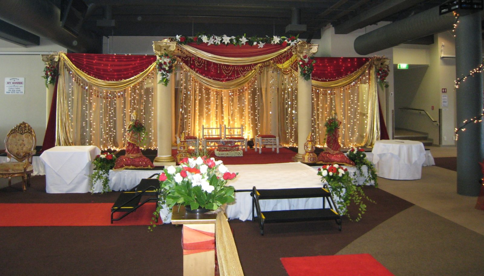 Indian wedding venues in auckland venues for indian weddings recommended spaces for your event junglespirit Gallery